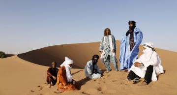 Tinariwen Live At Cardigan Castle
